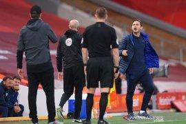Frank Lampard sesali ucapan kasarnya dalam laga kontra Liverpool