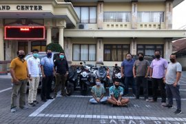 Tiga warga asing jadi korban curanmor di Badung-Bali