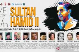 Konser 107 tahun Sultan Hamid II hadirkan ratusan musisi dan budayawan