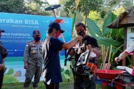 Gerakan BISA, Kemenparekraf tonjolkan kerajinan gerabah Lombok