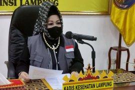 Pasien sembuh COVID-19 di Lampung 187 orang