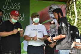 "Gubernur Babel apresiasi ""Sang Pelindung"" Bukit Mangkol Bujang Squad"