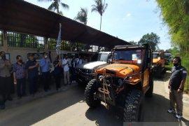 Dit Binmas Polda Kalsel gerakkan komunitas otomotif cegah karhutla