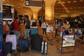 KJRI Mumbai fasilitasi repatriasi 64 WNI yang tertahan di India