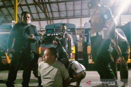 Seorang napi kabur dari rutan ditangkap polisi