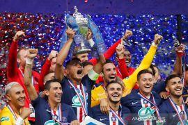 Gol tunggal Neymar berhasil membawa PSG juara Piala Prancis