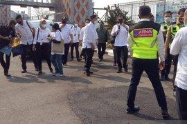 Menhub kunjungi Bandara Radin Inten Lampung Page 1 Small