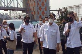 Menhub kunjungi Bandara Radin Inten Lampung Page 3 Small