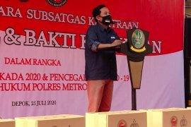 KPU Depok ajak warga pastikan diri sudah terdaftar di Pilkada 2020