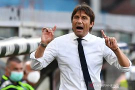 Conte tegaskan lanjutkan proyek tiga tahun di Inter, tepis isu bakal hengkang