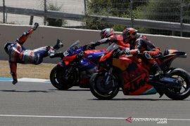 MotoGP: hasil GP Andalusia dan klasemen pebalap sementara