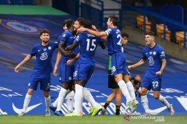 Liga Inggris: tundukkan Wolverhampton, Chelsea amankan empat besar