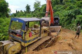 Pemilik alat berat pendukung  pembalak hutan lindung di Aceh Jaya ditangkap