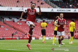 Watford terpuruk ke zona terdegradasi setelah dipukul Arsenal 3-2