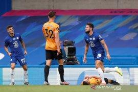 Chelsea mengamankan empat besar dengan tundukkan Wolverhampton