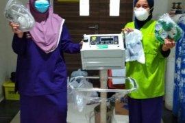 RSUD Kandangan terima bantuan ventilator dari Adaro Group