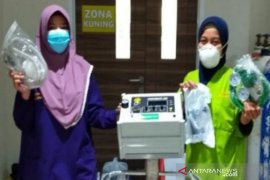 Kandangan Hospital receives ventilator assistance from Adaro Group