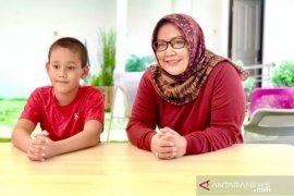 Fakhri petenis cilik berprestasi asal Bogor dapat sanjungan Ade Yasin