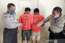 Dua pelajar pelaku jambret diringkus polisi di Bogor