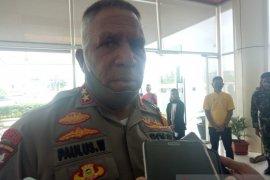 Tim olah TKP Polda Papua di Hipadipa ditembaki kelompok bersenjata