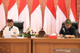 Gubernur Bali himpun masukan asosiasi sektor riil hadapi COVID-19