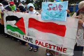 Tantangan semakin berat, Indonesia setia dukung Palestina