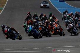 MotoGP 2020 ditutup balapan di Sirkuit Algarve Portugal