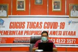 Kasus positif COVID-19 Sulut meningkat jadi 2.263 orang