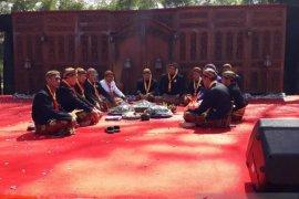 Pemkot Kediri gelar upacara Manusuk Sima secara virtual