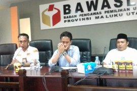 Bawaslu serahkan dokumen pelanggaran ASN Kabupaten Haltim ke KASN