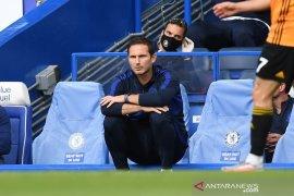 Frank Lampard dedikasikan empat besar Chelsea untuk suporter