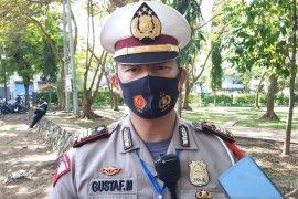 Polresta Banjarmasin tilang 801 pengendara di hari keempat Operasi Patuh