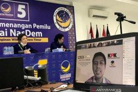 NasDem Jatim bekali kader dan pengurus pendidikan politik berintegritas