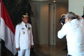 Presiden Jokowi lantik Isdianto sebagai Gubernur Kepri
