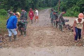 TMMD di Sanggau Ledo tumbuhkan perekonomian daerah terpencil
