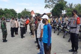 Wakapolda Kalsel lepas bantuan 1.000 paket sembako alumni Akpol 91