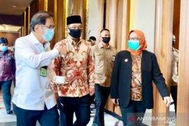 Menteri ATR kumpulkan kepala daerah bahas Jabodetabek-Punjur di Bogor