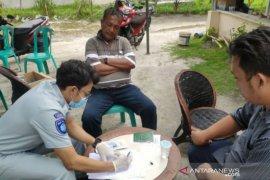 Jasa Raharja Babel gerak cepat serahkan santunan korban lakalantas di Perawas Belitung