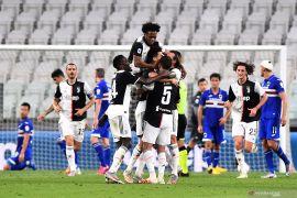 Klasemen Liga Italia setelah Juve kunci gelar juara ke-36