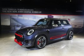 MINI John Cooper Works GP dijual hanya 12 unit