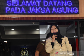 Kuasa hukum Djoko Tjandra Anita Kolopaking ditetapkan sebagai tersangka