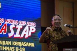 Indonesia siap andaikan jadwal Piala Dunia U-20 dimundurkan