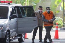 Korupsi Pengadaan Tanah, Dadang Suganda Diperiksa KPK  Page 1 Small