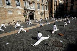 Spanyol mencatat 31.428 kasus tambahan COVID-19 sejak Jumat