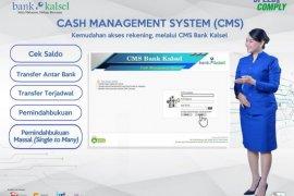 Bank Kalsel berikan kemudahan layanan melalui CMS