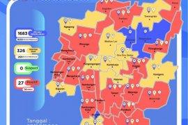 Kota Madiun masuk zona oranye penyebaran COVID-19