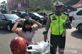 Pemkab Cianjur tunda sanksi denda bagi warga tidak bermasker