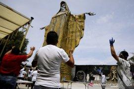 Meksiko catat lebih 9.000 kasus baru corona