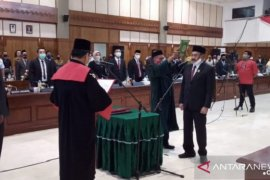 Raysad Latuconsina jabat Wakil Ketua DPRD Provinsi Maluku PAW