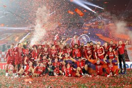 Liverpool hadapi musuh-musuh  lebih kuat musim depan
